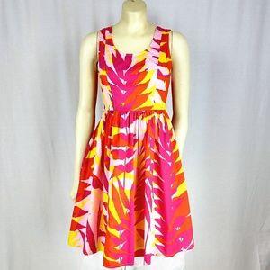Plenty by Tracy Tessa Sunset Palm Dress